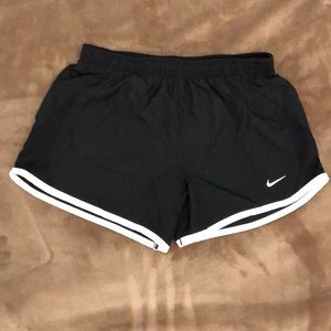 Nike Girls dri fit shorts